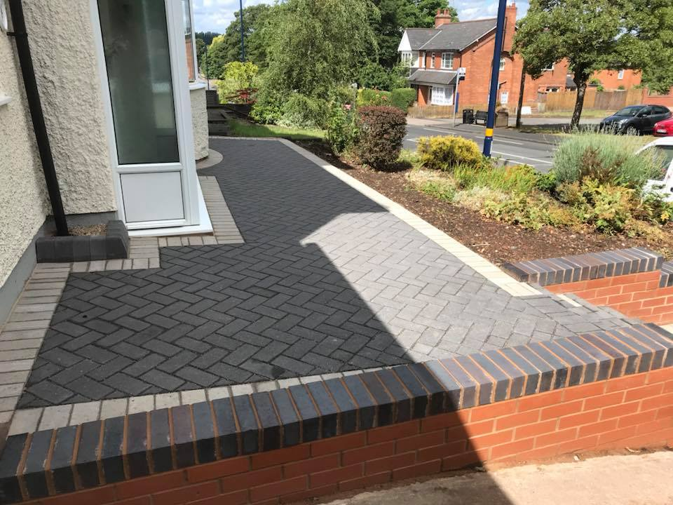 Abbey Driveways Bournville | Block Paving, Slabbing & Driveways throughout Birmingham